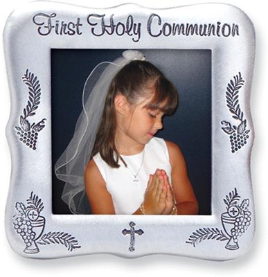 First Holy Communion Photo Frame, Small  -