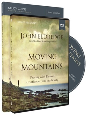 Moving Mountains Study Guide with DVD   -     By: John Eldredge
