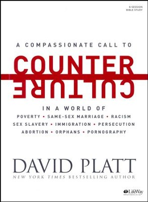 Counter Culture Member Book  -     By: David Platt