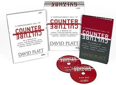 Counter Culture DVD Leader Kit  -     By: David Platt