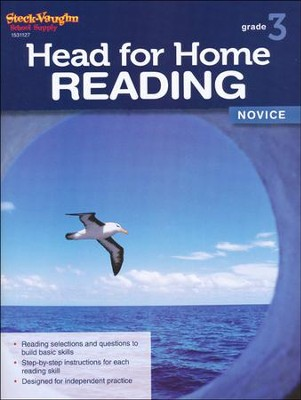 Head for Home Reading Novice Level Grade 3 (2013 Edition)  -
