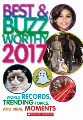 Scholastic Book of World Records 2017  -     By: Scholastic