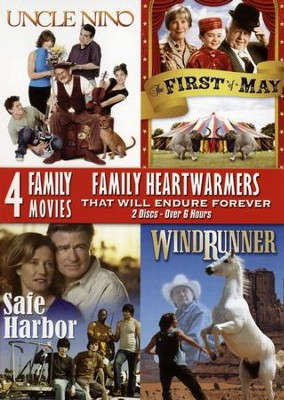 Family Heartwarmers (4 Family Movies)   -