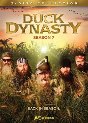 Duck Dynasty: Season 7, DVD  -