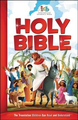 ICB Holy Bible, hardcover  -