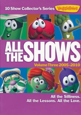 All The Shows, Volume 3: 2005-2010 (Revised)   -     By: VeggieTales