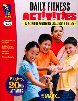 Daily Fitness Activities Grades 7-8  -