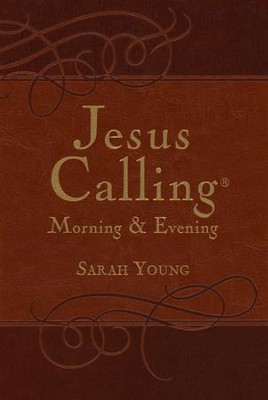 Jesus Calling, Morning & Evening Devotional    -     By: Sarah Young