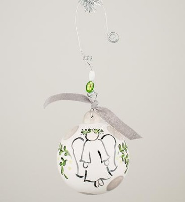 Glory To God In The Highest Ball Ornament  -