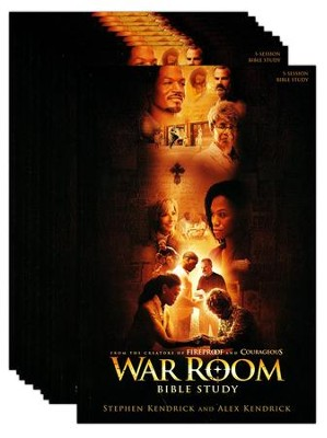 War Room Study Guide, Pack of 10   -