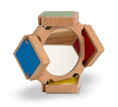Color-Flap Mirror Toy  -