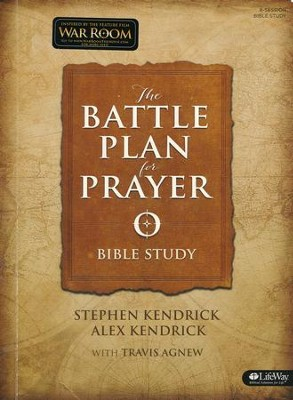 Battle Plan for Prayer (Bible Study Book)  -     By: Alex Kendrick