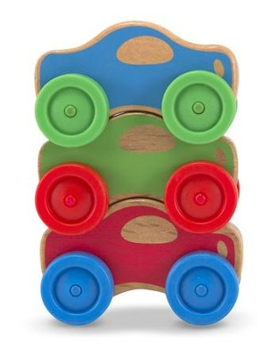 Stacking Cars Toy  -