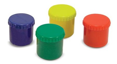 Finger Paint Set  -