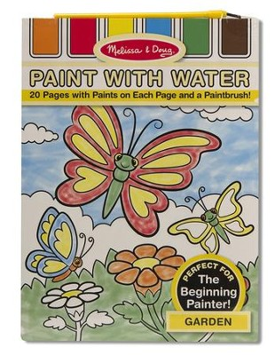 Garden, Paint with Water  -