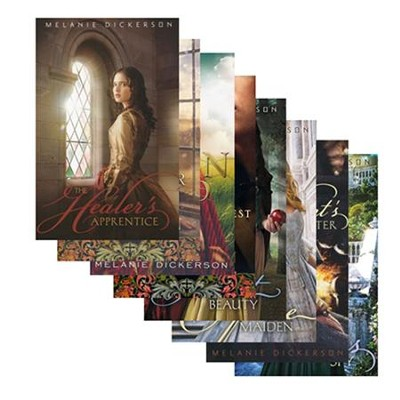 Medieval Fairy Tale Romances, 8 Volumes  -     By: Melanie Dickerson