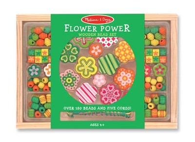 Flower Power Bead Set  -