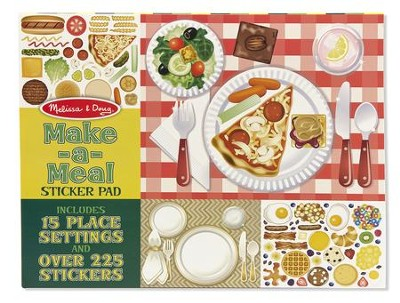 Make-a-Meal Stickers  -