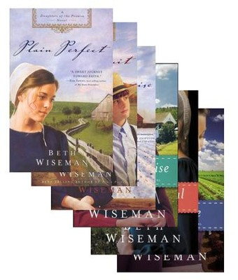 Daughters of the Promise Series, Volumes 1-6  -     By: Beth Wiseman