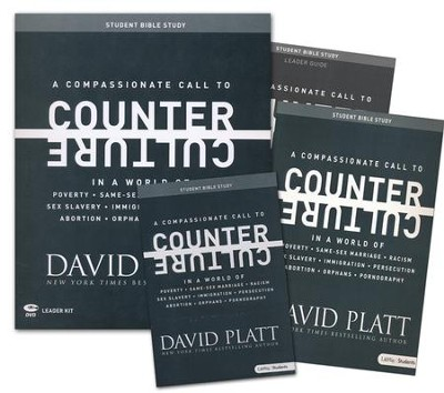 Counter Culture DVD Leader Kit, Student Edition  -     By: David Platt
