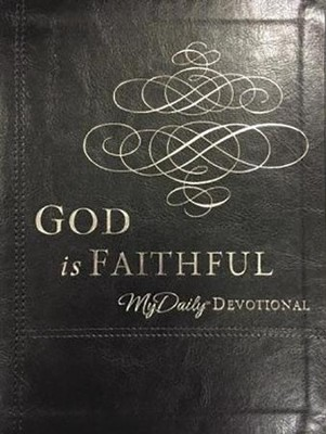God is Faithful  -     By: Johnny Hunt