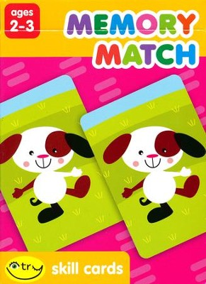 I Try Skill Cards: Memory Match   -