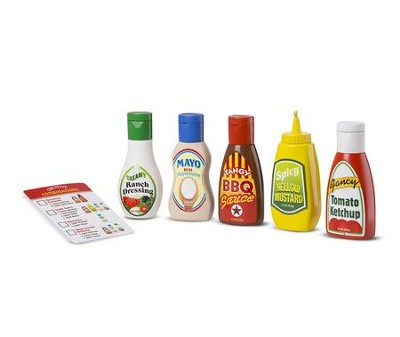 Favorite Condiments  -