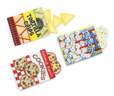Store and Serve Snack Food Set  -