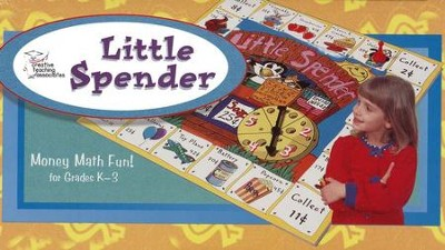 Little Spender Game   -     By: Homeschool