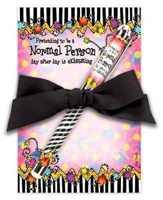Pretending Notepad Gift Set  -     By: Suzy Toronto