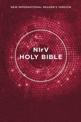NIrV Outreach Bible--softcover, pink  -     By: Zondervan