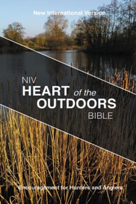 NIV Heart of the Outdoors Bible, softcover  -