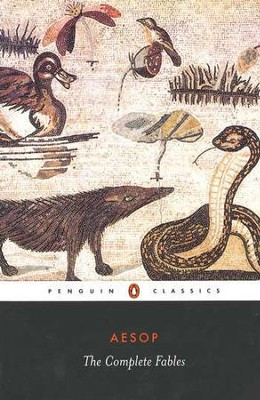 The Complete Fables of Aesop   -     Edited By: Olivia Temple, Robert Temple