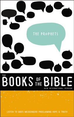 NIV The Books of the Bible: The Prophets  -     Edited By: Biblica     By: Biblica(Ed.)