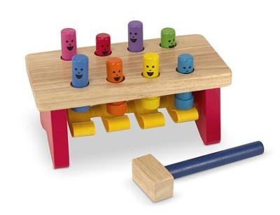 Deluxe Pounding Bench  -