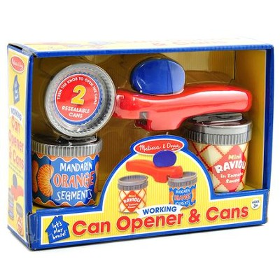 Let's Play House! Can Opener and Cans  -