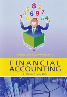 Financial Accounting Course on CD-ROM   -     By: Michael P. Licata Ph.D.