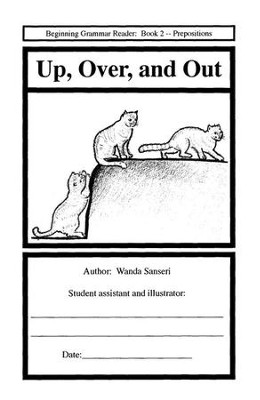 Up Over and Out  -     By: Wanda Sanseri