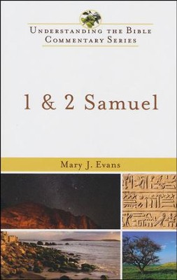 1 & 2 Samuel: Understanding the Bible Commentary Series   -     By: Mary J. Evans