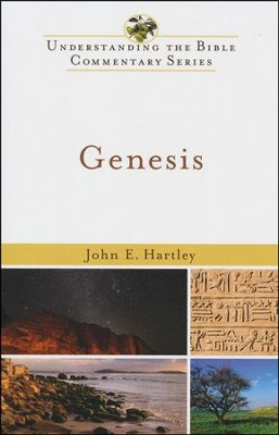 Genesis: Understanding the Bible Commentary Series  - Slightly Imperfect  -     By: John E. Hartley