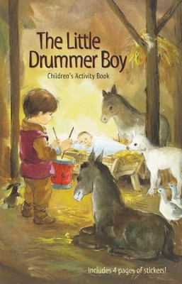 The Little Drummer Boy Children's Activity Book  -