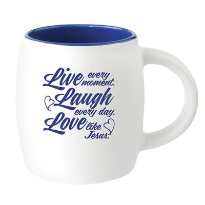 Live, Love, Laugh Mug  -