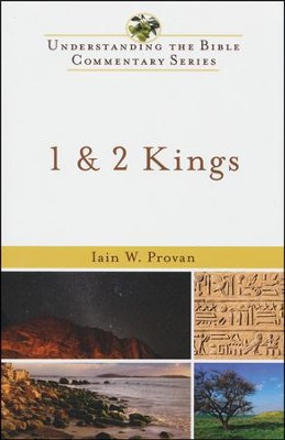 1 & 2 Kings: Understanding the Bible Commentary Series   -     By: Iain W. Provan