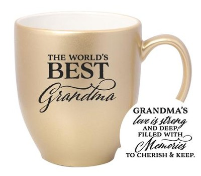 World's Best Grandma Mug  -
