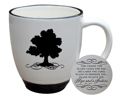 For I Know the Plans I Have For You Mug  -