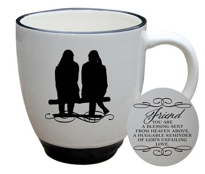 Friend, You Are A Blessing Mug  -