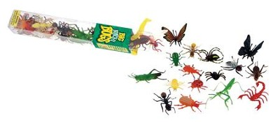 Big Bunch O' Bugs, 18 pieces  -