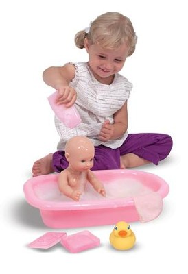 Bathtime Play Set  -