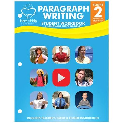Flight 2: Paragraph Writing (Extra) Student Workbook   -