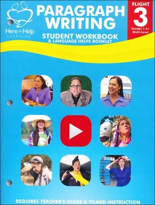 Flight 3: Paragraph Writing (Extra) Student Workbook   -